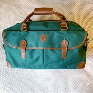 Hunter Green XL Ralph Lauren Weekender Duffel Bag